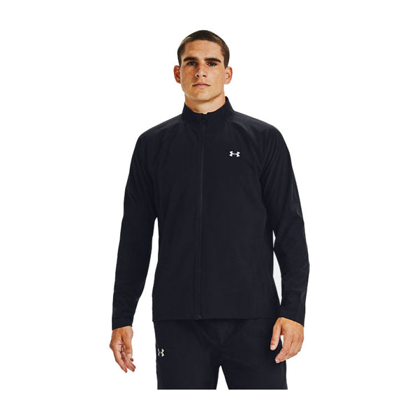 UNDER ARMOUR Giacca Antivento / Antipioggia UA STORM LAUNCH 3.0 JACKET (Nero)