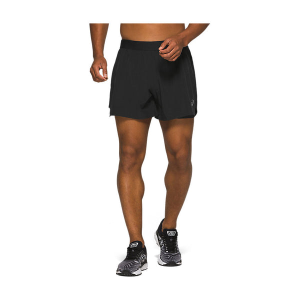 ASICS Pantaloncino da corsa ROAD 2-N-1 5IN SHORT (col.001 / Performance Black)