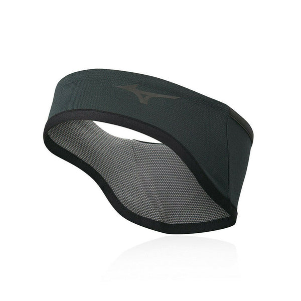 MIZUNO Fascia BT HEADBAND in BREATH THERMO (Nero) [Unisex]