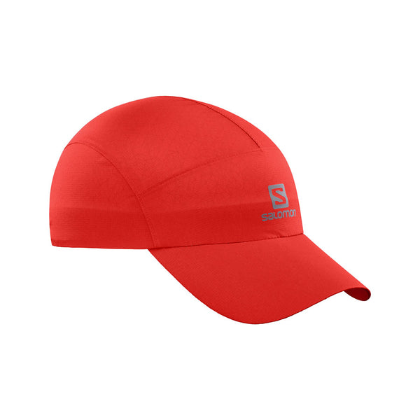 SALOMON Cappellino WATERPROOF CAP (Goji Berry)