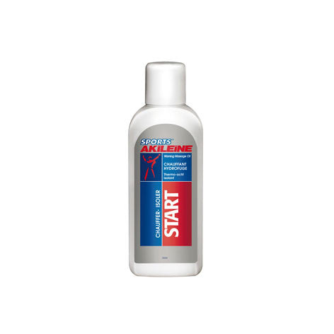 SPORTS AKILEINE - START OIL (200 ml) Massaggio muscolare riscaldante