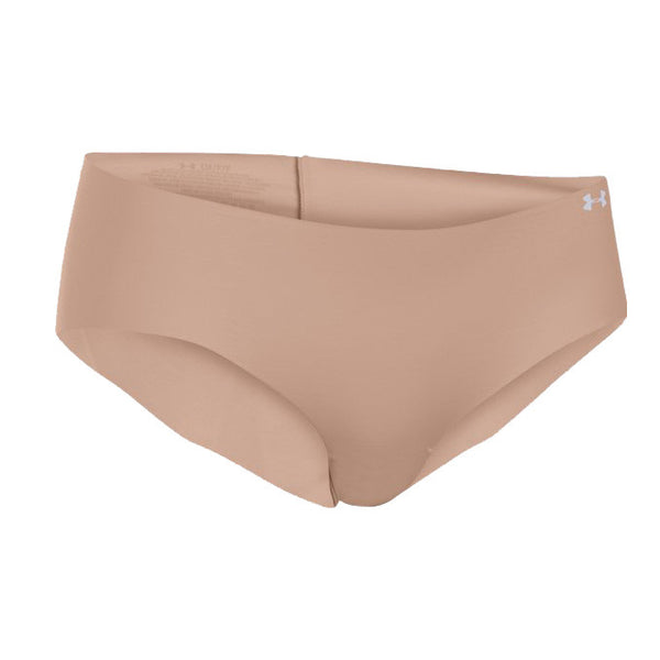 UNDER ARMOUR Hipster Pure Stretch - Intimo Tecnico (Carne) [W]