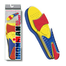 SPENCO - IRONMAN Soletta ALL SPORT