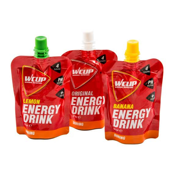 WCUP ENERGY DRINK (80ml) [3 Gusti]