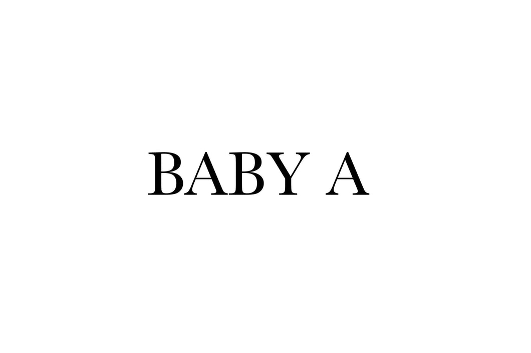 Chapters Baby Book - Gray - BABY A - Chapters