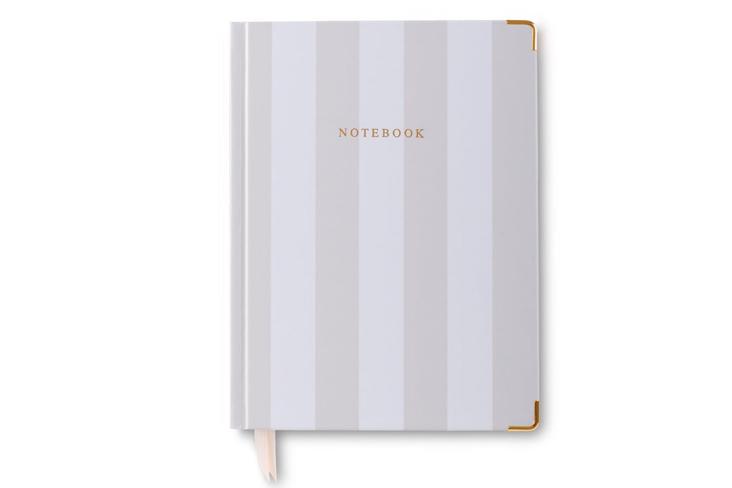 Chapters Dot Notebook - Gray & White (OUTLET) - Chapters