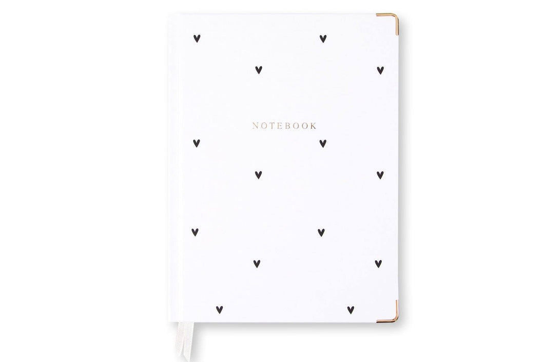 Chapters Notebook - Hearts (OUTLET) - Chapters