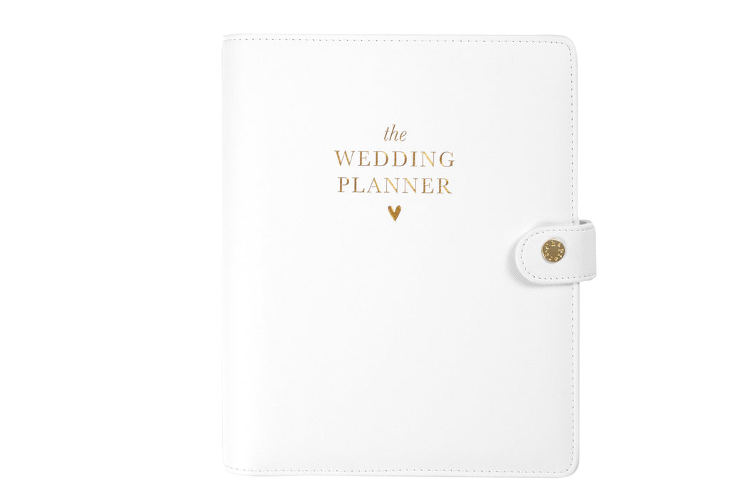 Chapters Wedding Planner - White - Chapters