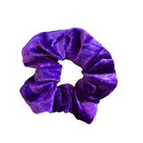 Purple Scrunchie