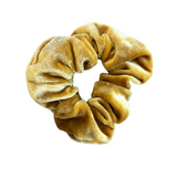 Gold Scrunchie