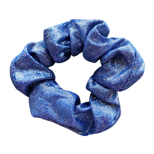 Winner Glitter Scrunchie