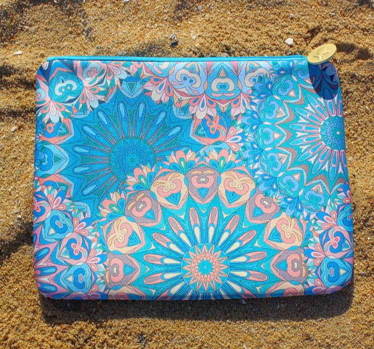 Antalya Beach Clutch