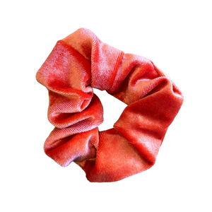 Blood Orange Scrunchie