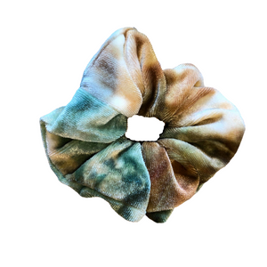 Earthy Scrunchie