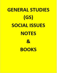 GS SOCIAL ISSUES