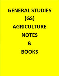 GS AGRICULTURE