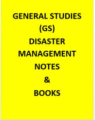 GS DISASTER MANAGEMENT