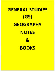 GS GEOGRAPHY