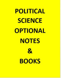 Political Science Optional Notes
