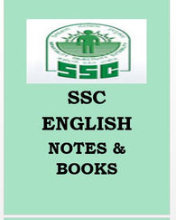 Notes Mantra SSC English Notes