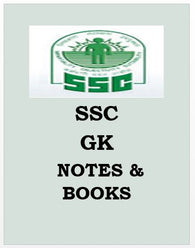 SSC GK Notes |  General Knowledge Study Material