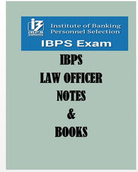 IBPS Law Officer