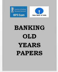 Old Papers Banking