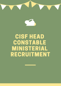 CISF Head Constable Ministerial Recruitment