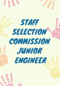 Staff Selection Commission Junior Engineer