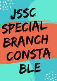 JSSC Special Branch Constable