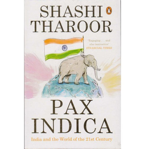 Penguin Random House, India [PAX INDICA (India and the World of the 21st Century (English) Paperback] by SHASHI THAROOR