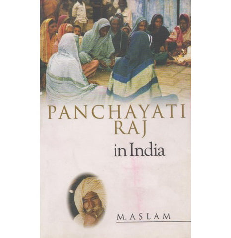 NBT Publishing [PANCHAYATI RAJ in India (English) Paperback] by M. ASLAM