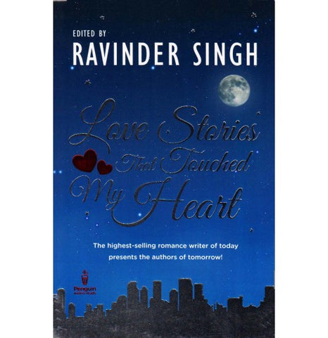 Penguin Random House, India [Love Stories that touched My Heart (English) Paperback] by Ravinder Singh