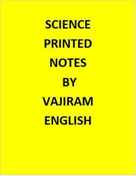 Vajiram & Ravi Science Notes