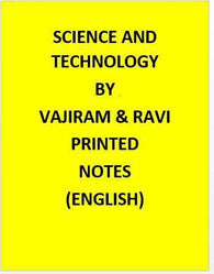 Vajiram & Ravi Science And Technology Notes
