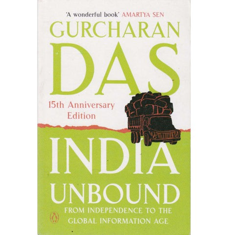 Penguin Random House, India [India Unbound 15th Anniversary Edition English, Paperback] by Amartya Sen