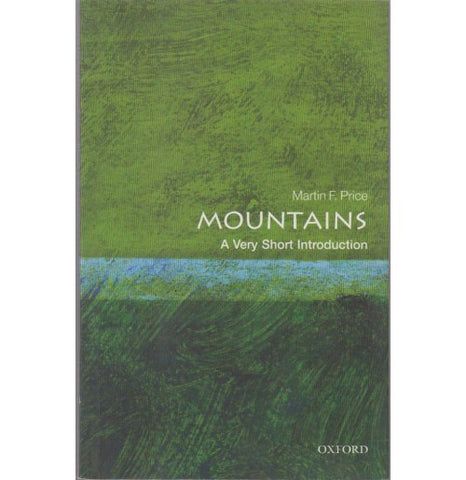 Oxford Series [MOUNTAINS (A Very Short Introduction) English, Paperback] by Martin F. Price