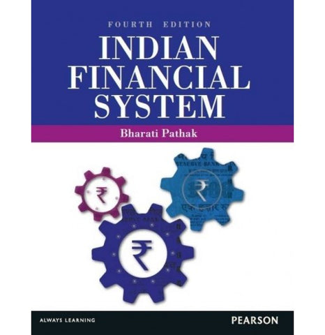 Pearson Publication [Indian Financial System (English), 4th Edition Paperback] by Bharati Pathak