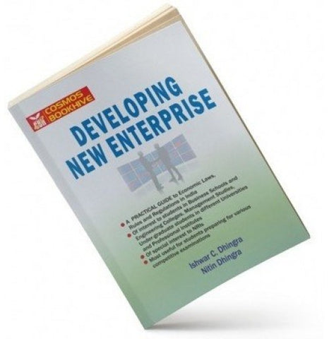 Cosmos Publication [Developing New Enterprise, English, Paperback] by I. C. Dhingra and Nitin Dhingra