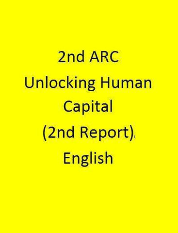 2nd ARC Unlocking Human Capital (2nd Report) - English