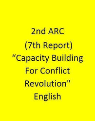 "2nd ARC (7th Report) "" Capacity Building For Conflict Revolution""- English"