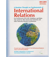 A Random Thought on Fundamentals of International Relations