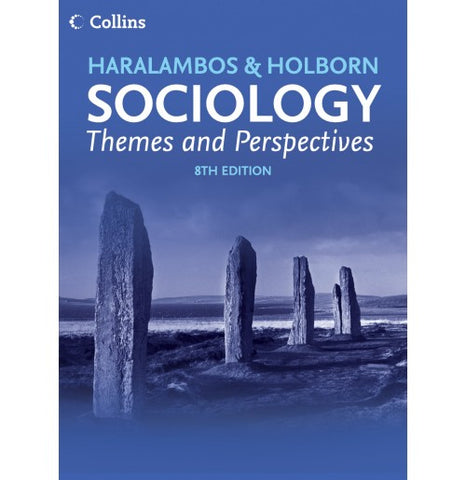 Collins [SOCIOLOGY:THEMES AND PERSPECTIVES 8th Edition (English), Paperback] by HARALAMBOS & HOLBORN