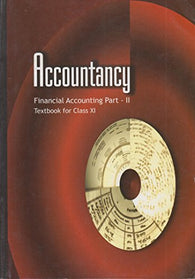 Accountancy Financial Accounting Part - 2 for Class - 11