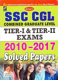 Kiran's SSC CGL Tier I & Tier II Exam 2010 - 2017 Solved Papers - 1891