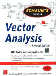 VECTOR ANALYSIS: Schaum's Outlines Series