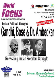 Indian Political thought Gandhi, Bose & Dr. Ambedkar