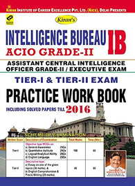 Intelligence Bureau ACIO Grade-II/Executive Exam Tier-I & Tier-II PWB - 1991