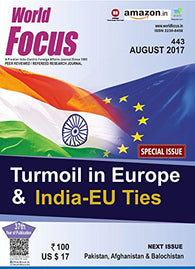 Turmoil in Europe & India EU Ties (August)