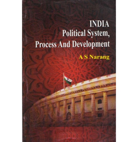 Gitanjali Publishing [INDIA Political System, Process and Development (English) Paperback] by A S Narang